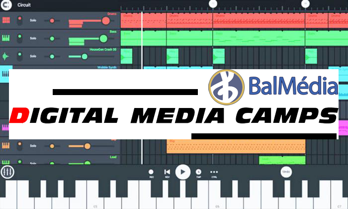Digital Media Camps