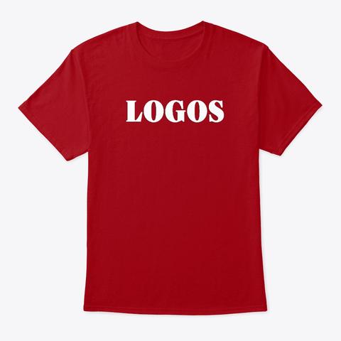LOGOS Premium T-Shirt (Red)