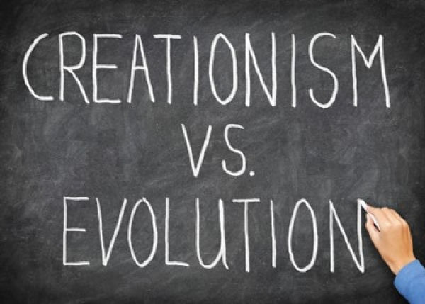No Evolution Taught In The Bible