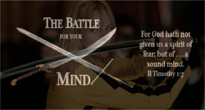 The Battle for Your Mind, Body and Soul - Part One