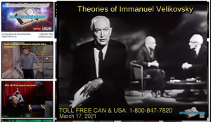 Theories of Immanuel Velikovsky