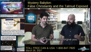 Mystery Babylon - False Christianity and the Talmud Exposed