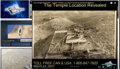The Temple Location Revealed