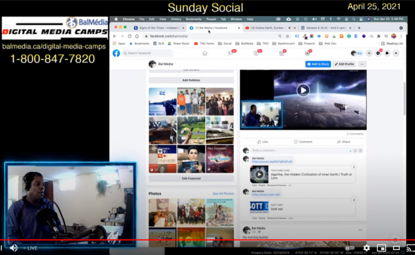 Sunday Social - April 25 2021