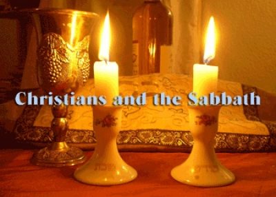 Christians and the Sabbath
