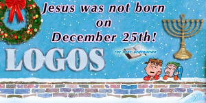 Jesus was not born on December 25